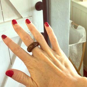 Jewelry - Wood ring